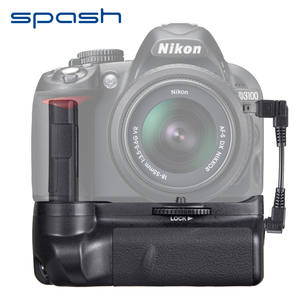Spash Battery-Grip Handgrip-Holder Dslr-Cameras Multi-Power-Battery Vertical Nikon EN-EL14