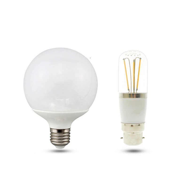 LED Candle bulb G80 vintage lamp B22 LED E27 110V 220v LED Globe decorative 5W 10W Filament Edison LED Light Bulbs