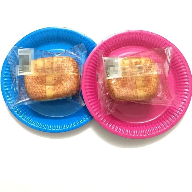 DIWEINI 10pcs 6inch Solid Color Blue Pink Disposable Paper Plates Kids Birthday Party Wedding Supplies Plates  sc 1 st  AliExpress.com & DIWEINI 10pcs 6inch Solid Color Blue Pink Disposable Paper Plates ...