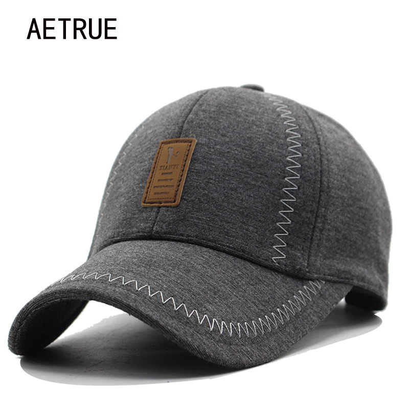 Men Baseball Cap Women Snapback Casquette Caps Hats For Men Warm Thickened Bone Brand Plain New Cotton Winter Baseball Cap 2017 w11 2 3mm multifunction artificial diamond coated grinding burrs set silver 20 pcs