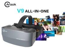 3D VRแก้วสำหรับ3Dภาพยนตร์วิดีโอCinema 5.5นิ้ว720จุดแสดงAndroid UI 4-Core CPU 8กิกะไบต์การจัดเก็บWi-Fiบลูทูธกับ3200มิลลิแอมป์ชั่วโมง