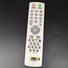 새로운 교체 원격 제어 rc 2040 rc2040 vestel tv remoto 컨트롤러 용