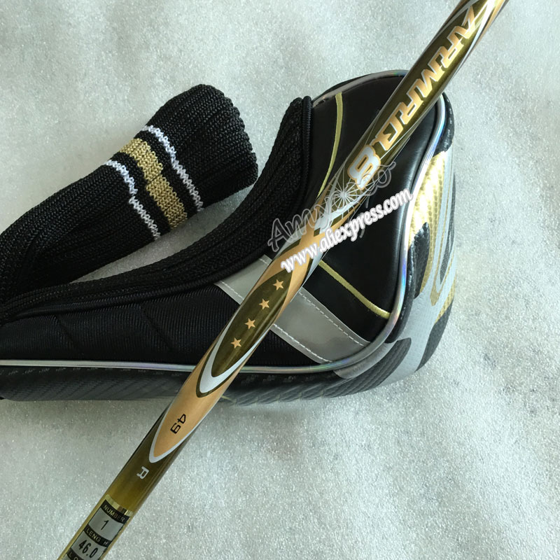 Cluburi noi de golf S-03 4Star HONMA Golf driver 9.5 sau 10.5ft - Golf - Fotografie 6