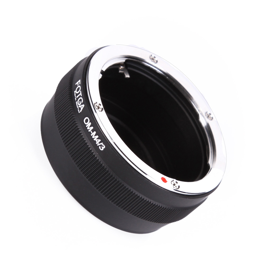 OM-M4//3 Adapter Ring for Olympus OM Lens to Micro 4//3 Mount Camera