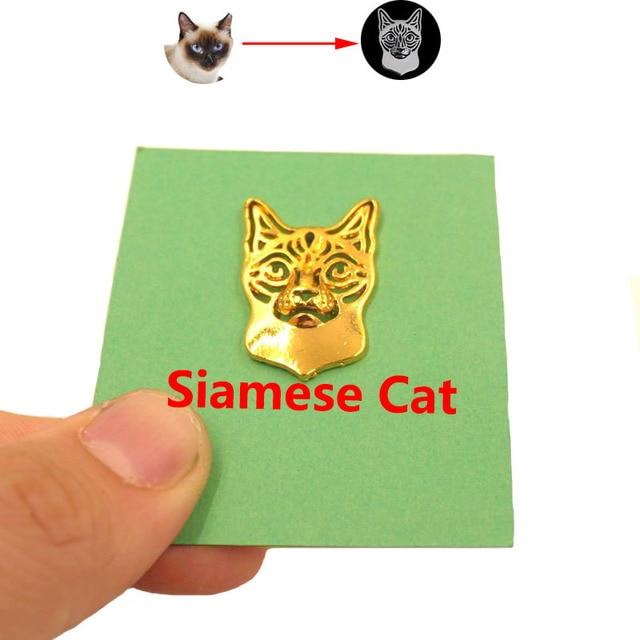Mdogm 2019 сиамская кошка животные броши и булавки пальто костюм