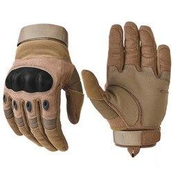 OHANEE rękawice motocyklowe pełna Finger sportowe na świeżym powietrzu wyścigi motocyklowe Motocross ochronna oddychająca rękawica