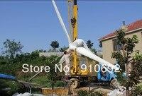 5kw wind turbine free energy generator 220v 3blades hydro generator