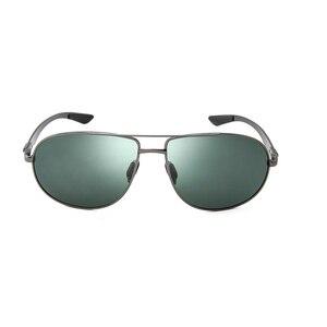 Image 2 - מתכת מסגרת שלג משקפיים באיכות סופר אור אביב רגליים משקפי שמש מקוטב מותג איכות זכר/נקבה משקפי שמש 8112Y