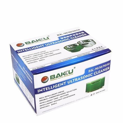 BK-9050 Smart Mini Ultrasonic Cleaner Bath For Cleaning Jewelry Glasses Circuit Board Dental Razor ultrasonic washing machine Multan