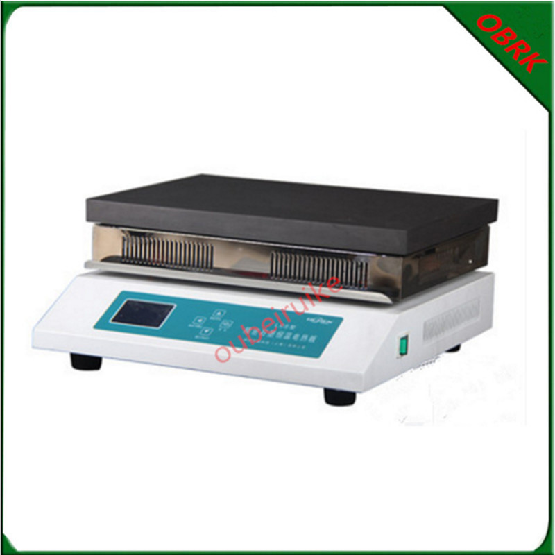 Graphite electric Hot Plate Constant Temperature Heating Plate Digital Display Heating Panel Preheat Platform