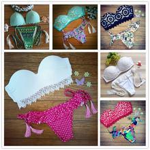 New Arrival Bikini Set Swimwear Bikinis Women Swimsuit Swimwear Bathing Suit Brazilian Maillot De Bain Direct Manufacturer MIX6