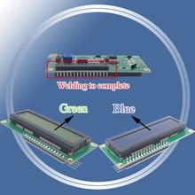 Lcd-Module 1602 Lcd Mega2560 Arduino Uno Green-Screen IIC/I2C for R3 Adapter-Plate