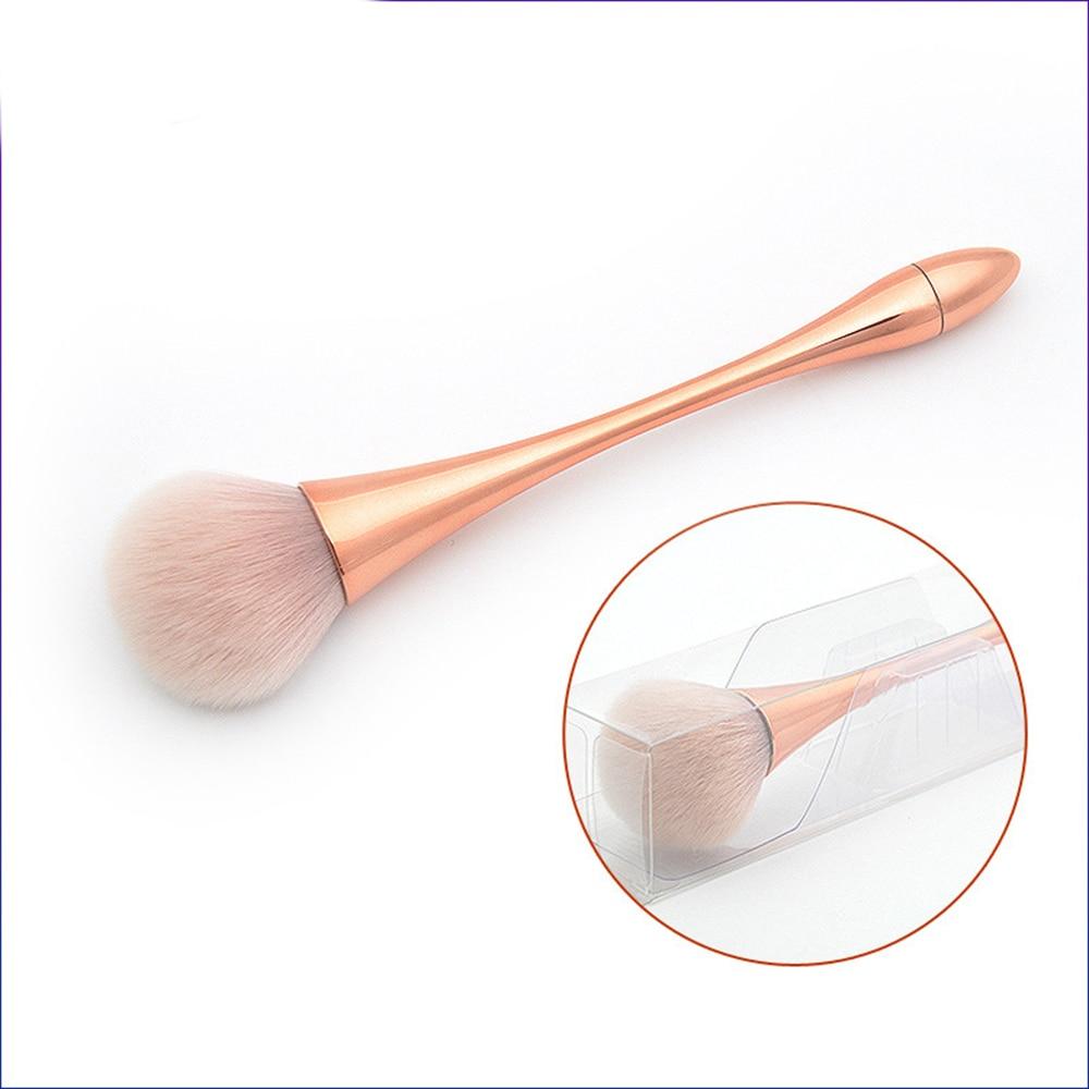 Kabuki Make Up Brush Extremely Soft Makeup Brushes Round ...