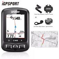I gps порт ANT + gps для велосипеда компьютер IGS618E Bluetooth Спидометр беспроводной водонепроницаемый велосипедный цифровой секундомер на велосипеде