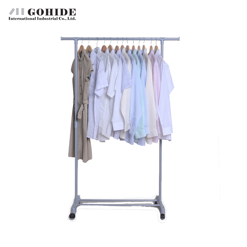 Gohide 2016 New Arrival Multi-Functional Fashion Wall Hangers Folding Drying Rack Hanger Racks Drying Rack Yj75-1a Coat Racks