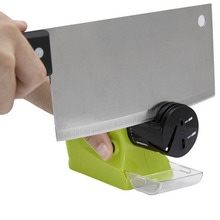 цена на Professional Electric Knife Sharpener Swifty Sharp Motorized Knife Sharpener Rotating Sharpening Stone Sharpening Tool