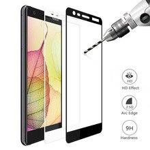 9H высококачественное полное покрытие из закаленного стекла для Nokia 3,1 3 TA-1063 TA-1057 аксессуары для телефонов Защитная 2.5D защита экрана