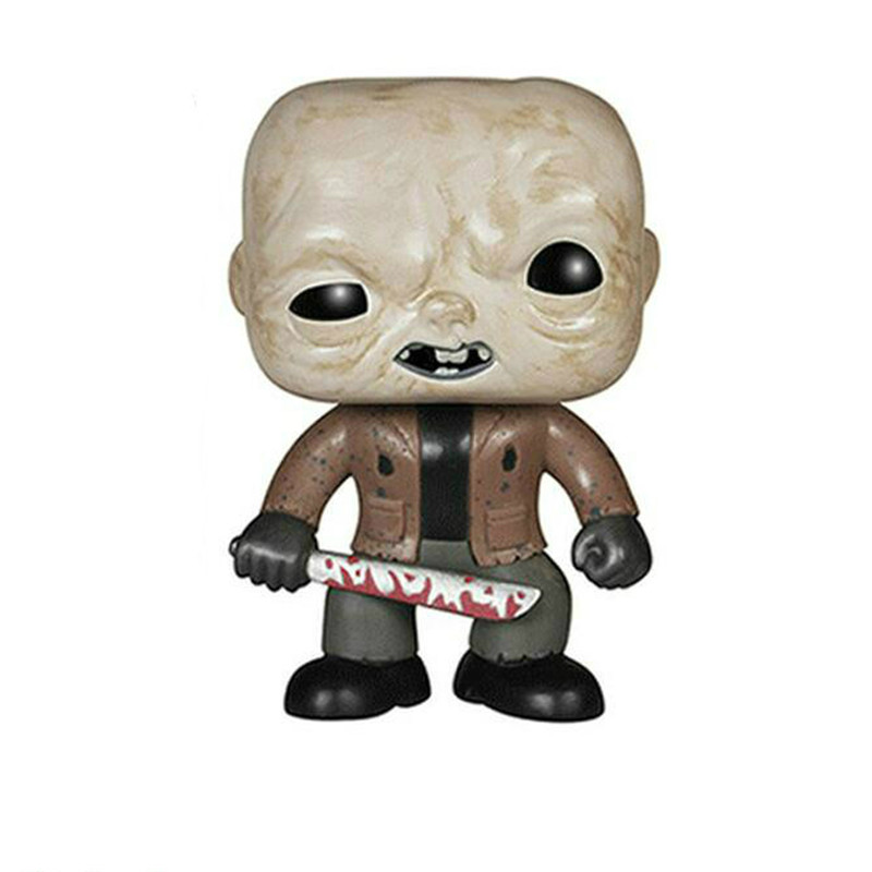 New Arrival Funko POP Friday the 13th Boy Collectible Model Toys 01 202 JASON VOORHEES Action Figure Vinyl Dolls Birthday Gift in Action Toy Figures from Toys Hobbies