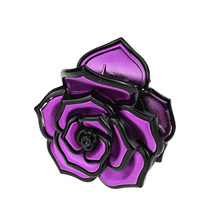 Rose Crab Hair Clip Arcylic Flower Hairgrip Hair Claws Hair Ornaments Women Barrettes Crab Hair Accessories Mother's Day Gift