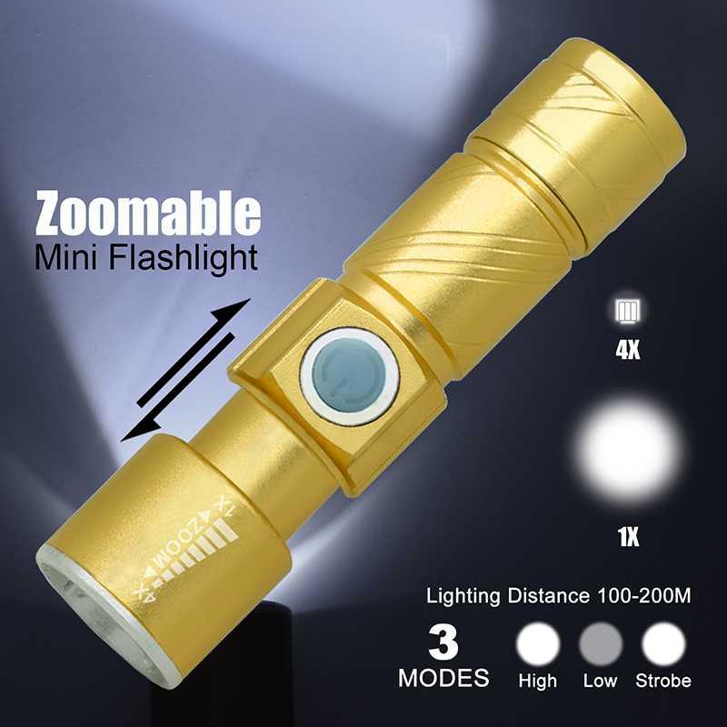 Cheap 2000 lumen usb