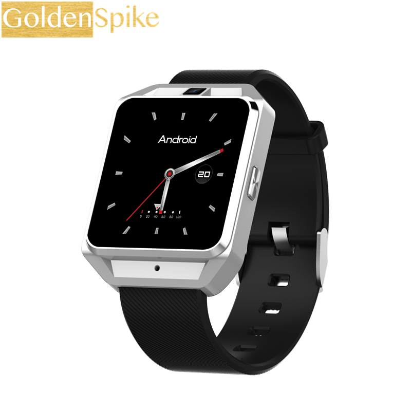 Newest 4G Bluetooth Smart Watch reloj inteligente Android 6.0 IOS MTK6737 3G WIFI GPS Bluetooth Smartwatch phone цена