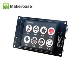 Image 5 - 3D プリンタ制御ボード MKS 世代 L V1.0 と MKS TFT32 5 個 TMC2208 ドライバヒートシンク Ramps1.4 のための互換性 /Mega2560 R3