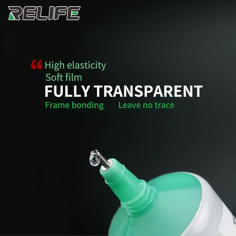 Transparent Mobile Phone Repair Glue For IPhone Samsung Frame Bonding With High Strength Waterproof Environmental Protection