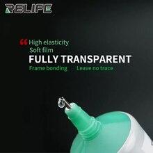Transparent Mobile phone repair glue for iPhone Samsung Fram