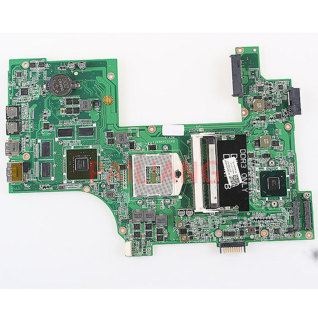 US $45 03 5% OFF PAILIANG Laptop motherboard for DELL N7110 PC Mainboard  09NWTG DAV03AMB8E1 full tesed DDR3-in Motherboards from Computer & Office  on