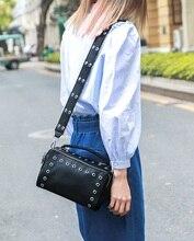 Women Rivet Fashion Shoulder Bags