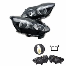 For Yamaha YZF R1 2007 2008 Motorcycle Motorbike Headlight Headlamp Head Light Housing For Yamaha YZF R1 2007 2008 YZF-R1 Clear