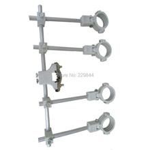 Support de support LNB multi alimentation pour antenne parabolique ou antenne pouvant contenir jusquà 5 bandes Ku LNB