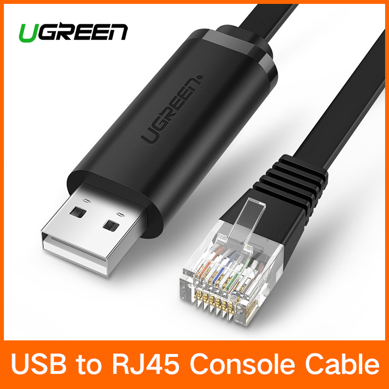 Usb Serial Rj45 Wiring Diagram: Aliexpress.com : Buy Ugreen USB To RJ45 Console Cable