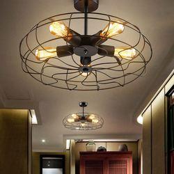 Restauracja lampa wisząca w stylu retro sypialnia lampy wiszące loft oświetlenie wiszące dekoracja do salonu oprawy Bar zawieszenie oprawy|Wiszące lampki|   -