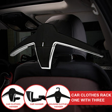 Автомобиль Вешалка Подголовник автомобиля клип одежда пиджак без шнуровки вешалка автомобиля вешалка ABS автомобиль застежка на заднем сиденье вешалка для автомобиля