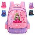 Bookbag mochilas para niños, Niña, Niño de La Escuela Primaria de Grado 1-4 Niños de Los Niños mochila escolar de alta calidad Niña Niño bolsas de la escuela