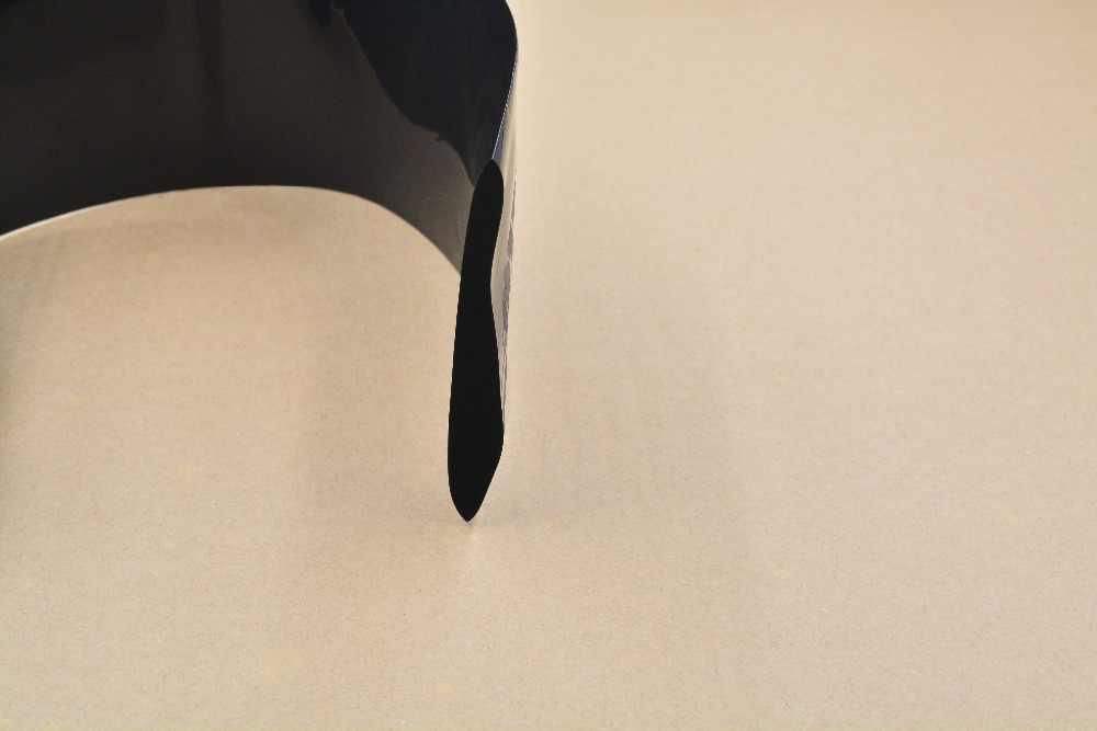 Ширина сглаживания 135 мм прозрачный черный синий белый много цветов ПВХ термоусадочная трубка картридж батарея корка
