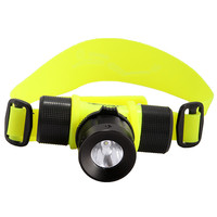 High Quality Waterproof Swimming Diving Headlamp Underwater Work Headlight Drive Flashlight Torch Light 18650/AAA Battery