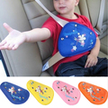 2-10 Años Niño Safefit Ajustador Del Cinturón de seguridad Del Coche/Niños del Cinturón de Seguridad Protector de 4 Colores
