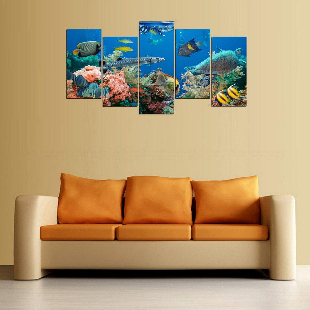 Famous Sea Coral Wall Decor Sketch - The Wall Art Decorations ...
