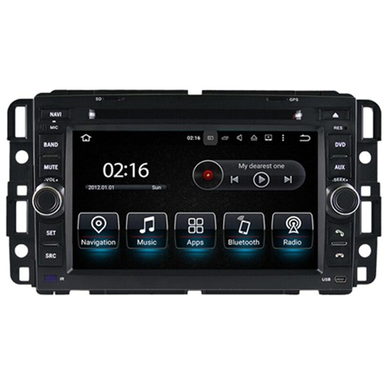 7 Quad Core Android Headunit Autoradio Head Unit Car Stereo Car Multimedia GPS for Hummer H2