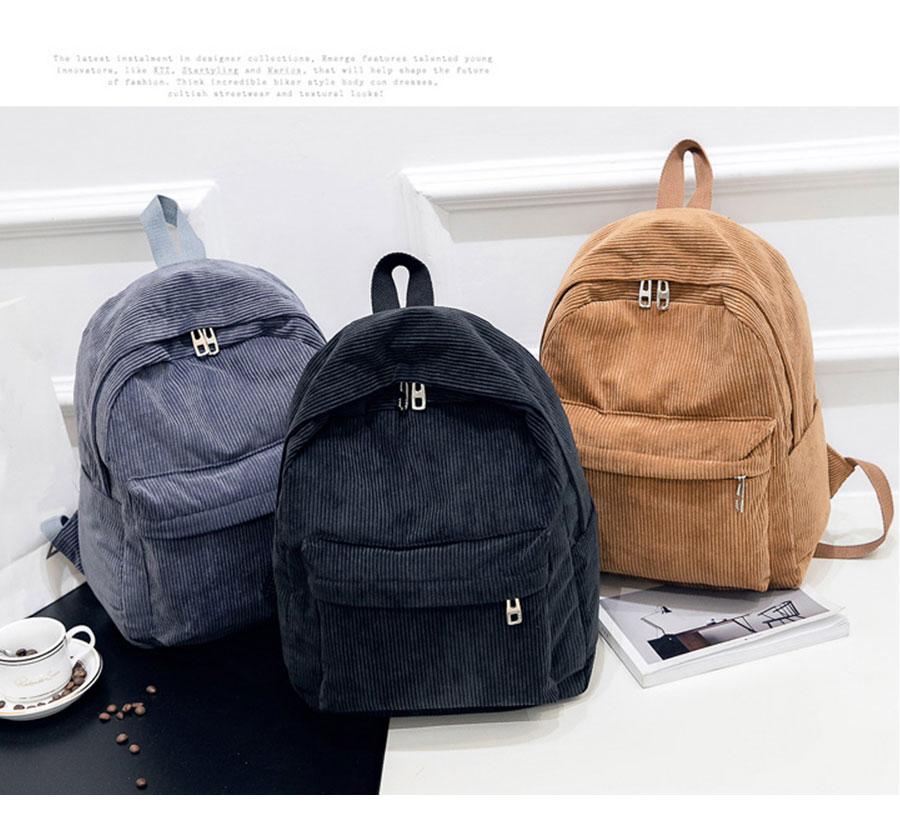 HTB1PyXOcUtWMKJjy0Faq6ACDpXa2 Women Backpack Youth Small Solid Casual Backpacks Students School Bag Teenage Girls Vintage Laptop Bags Rucksack Mochila