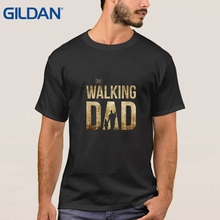 Interesting Mens Tshirt The Walking Dead Logo Muscle Fit Hipster Black Tee Shirt Simple Shop