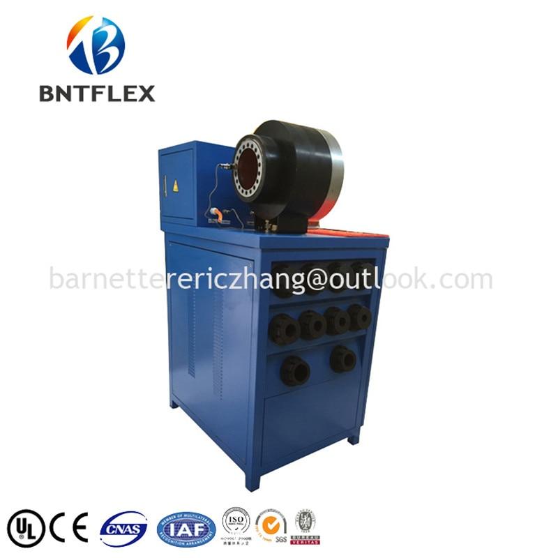 Gyári gyártás 6-51 mm 4SP BNT50 hidraulikus tömlőpréselő - Elektromos kéziszerszámok - Fénykép 2