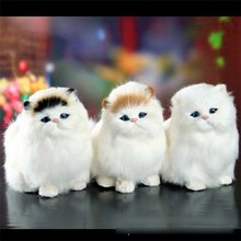 2016 New design 10styles Electronic plush toys Cats cute animal cat will meowth kids pet toys model Doll best gifts for Children(China)