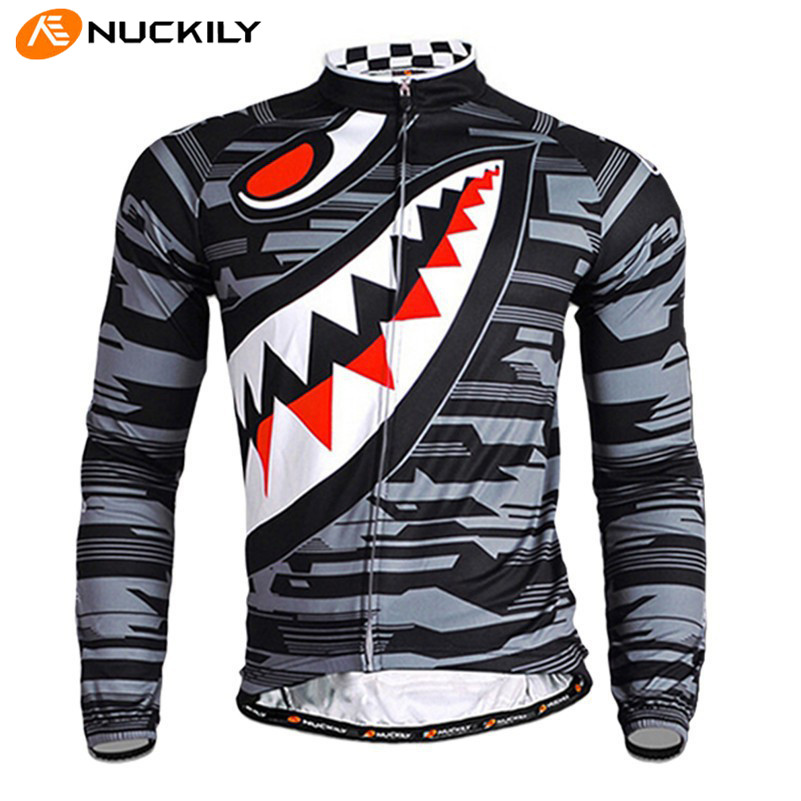NUCKILY Summer Breathable Mountain Bike Bicycle Running Sport Coupa Ciclismo MTB Road Riding Racing Cycling Jacket
