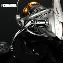 11BB fishing line winder Metal Spinning Fishing Reel carp fishing