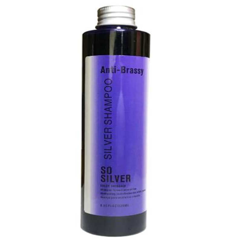Go yellow shampoo lavender yellow hair dyed lock color shampoo linen gray silver lasting does not hurt hair