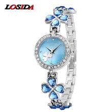 Купить с кэшбэком Losida New Brand G Fashion Men Shock Watch Silicone Strap Quartz Clock Outdoor Sport Wristwatch Relogio Masculino Montre Homme
