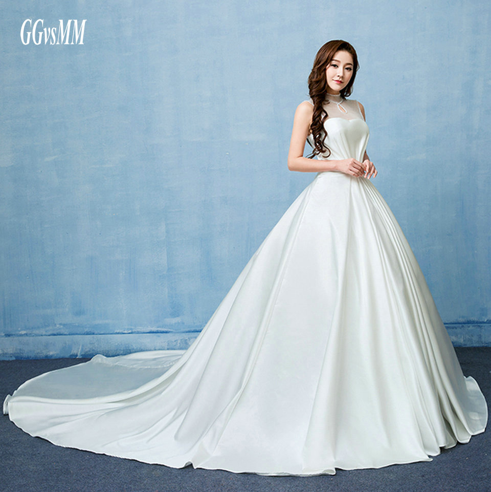 Buy white formal wedding gown and get free shipping on AliExpress.com